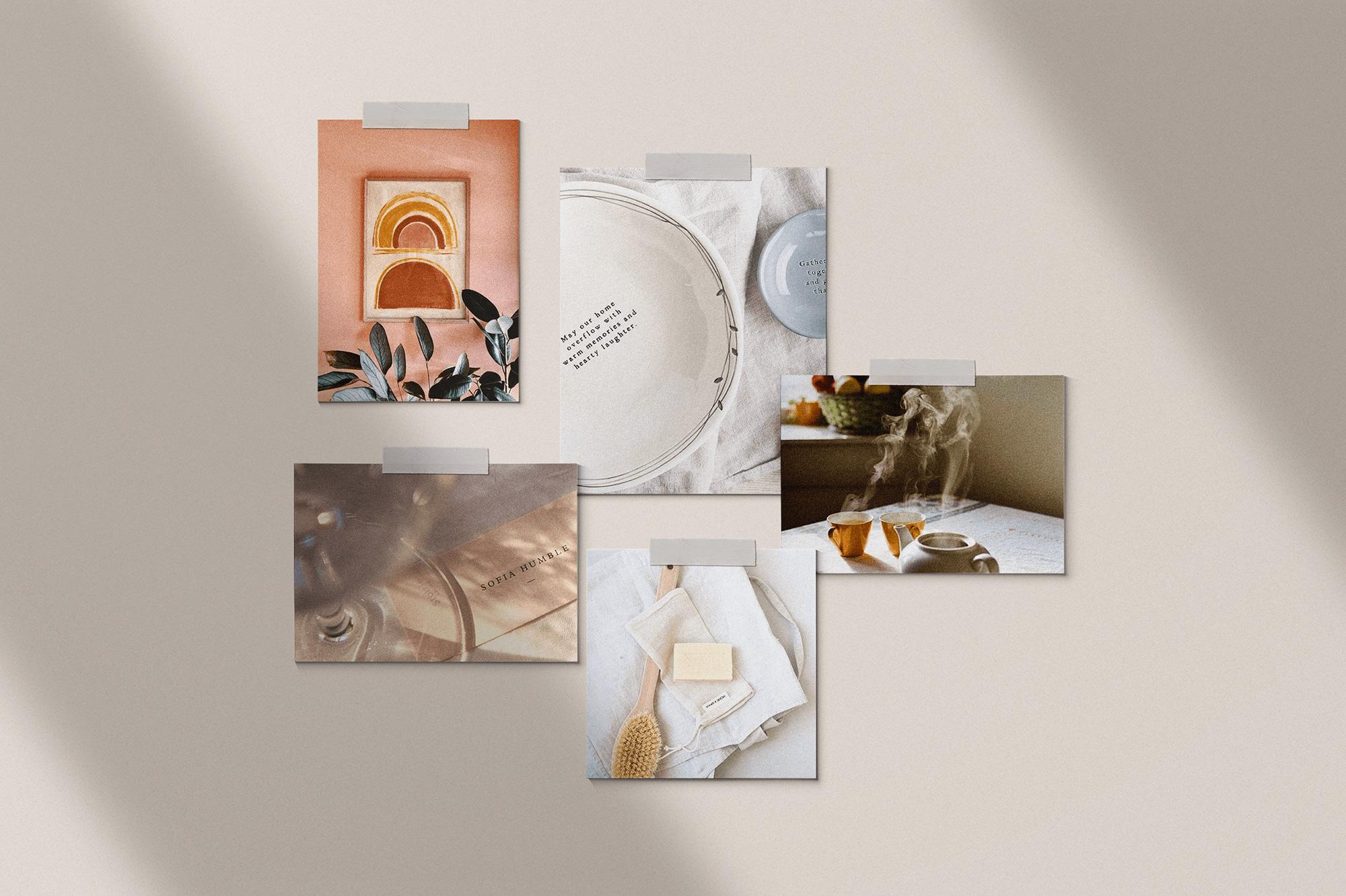 Identidade Visual exclusiva para Lili Fujiy - Design by Adrielly Sato